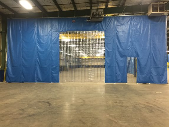 Industrial Insulated Curtain Walls Amp Panels Energy Shield