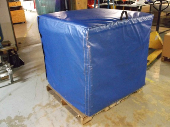 Insulated Pallet Covers Amp Cold Storage Blankets Energy