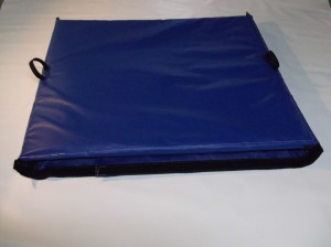 Insulated Pallet Cover can Fold Up Compactly