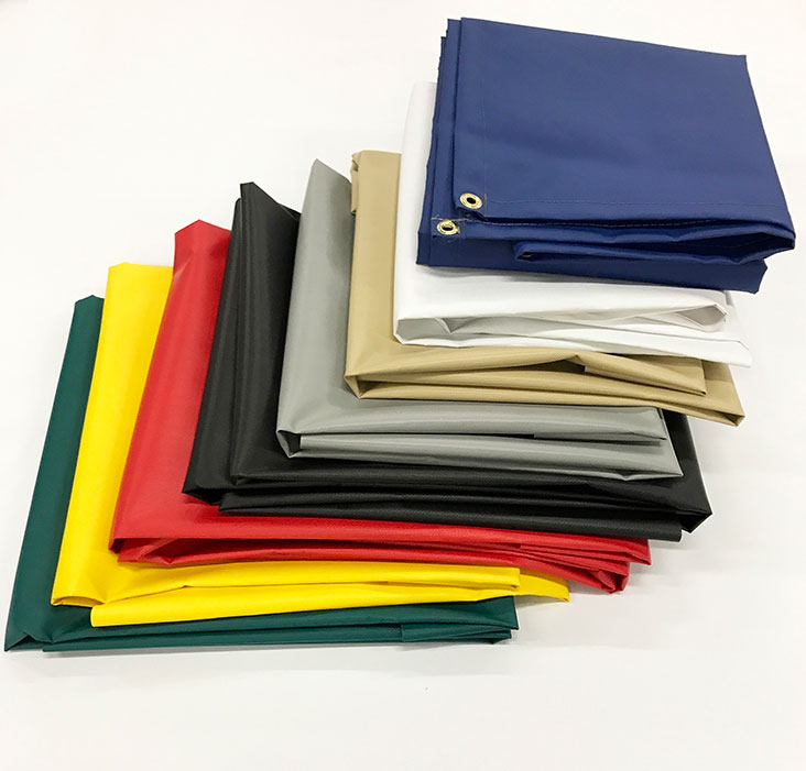 Vinyl Coated Tarps Vinyl Covers And Pvc Tarps Steel